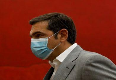 Αλέξης Τσίπρας: Προειδοποιούμε την κυβέρνηση: Η κατάσταση τείνει να βγει εκτός ελέγχου.