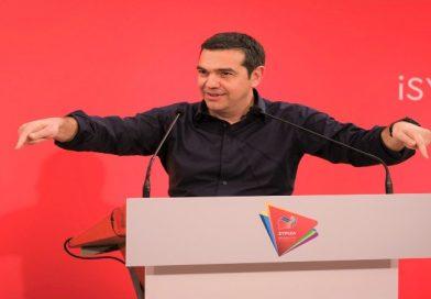 Τσίπρας: Στην Ελλάδα της δεξιάς φταις αν είσαι νέος, άνεργος, μαθήτρια, εργαζόμενη..